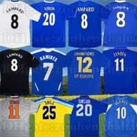 Retro Lampard Hughes Classic Soccer Jersey 94 96 97 98 82 01 05 05 06 07 2012 2012 توريس ماتا قميص كرة القدم القديم