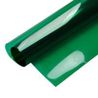 50%VLT Window Film Green Glass Sticker Privacy UV Ray Protector Home Decor Heat Insulation Solar Tinting Foils Sun Shade Stickers