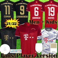 20 21 Bayern München SANE Fußballtrikot LEWANDOWSKI MULLER HERNANDEZ Fußballtrikot Herren + Kinder Trikot 120 2020 club world champions Jahre MUNCHEN 2020 2021