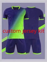 Thai quality Custom soccer jerseys or football jersey casual wear orders, note color and style, contact customer service to customize name number short sleeves the 267