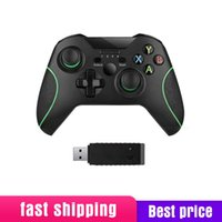 Game Controllers & Joysticks 2021 Gamepad Joystick Control 2.4G Wireless Controller For Xbox One Console PC Android Smartphone J