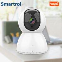 SMARTROL 1080P Mini 2.4G AI Human Wi-Fi Wifi Камера наблюдения в помещении, ИК-прибор для ночного видения P2P Baby Monitor Pet Security IP-камеры