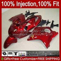 Honda Blackbird CBR 1100 1100XX CBR1100 XX CC 96-07 CBR1100XX 96 97 98 99 00 01 1100CC 2002 2003 2007 2006 2006 2006 2006 2006 2006 2007フェアリングパールレッド