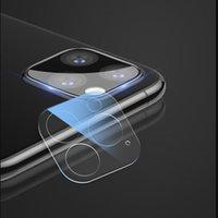 9h Cámara 3D Pantalla protectora de cristal templado para iPhone 12 Mini 11 Pro Max Back Camera LEN FILM CUBRA FULL