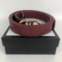 Высококачественные роскошные досуг женские дизайнеры ремни CD-письма пряжки модный пояс для женщин Cinturones de diseño mujeres ширина 2,8 см с коробкой