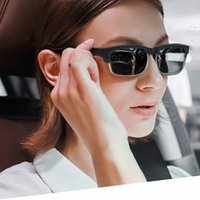 Smart Bluetooth Polarized Sunglasses anti ultraviolet listening to music and talking network red tide MK2 glasses