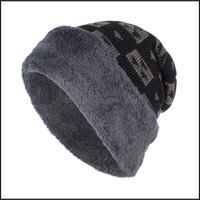 Beanies Caps Headwears Athletic Outdoor As Sports & Outdoorsbeanies Patchwork Comfort Womens Fur Hat Cap Fashion Winter Mens Hats Print Soft