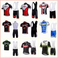 MERIDA Equipo Ciclismo Mangas cortas Jersey (BIB) Shorts Sets Sets Ropa Ropa de bicicleta Verano Ciclismo Ropa Hombre Maillot Sportwear 325002