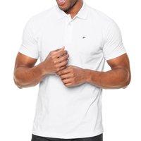 Erkek Polos 2021 Aramy Ayrılmış Ellus Özel Logo Gömlek Kadın Aleatory Reserva Camisate Nakış Yüksek Kalite