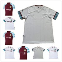 En iyi Tayland 2020 2021 Barnes Tarkowski Futbol Jersey Ev 20 21 Rodriguez Westwood McNeil Ahşap Fotball Gömlek Camisetas de Fútbol Maillots