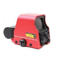 Metal 553 Pellicola rossa anti-sismica Pellicola rossa e verde Dot CR123 Battery Holographic Asta Dot Teles