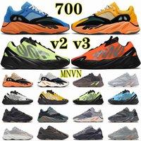2021 Wave Runner yeezy yeezys yezzy yezzys 700 V1 V2 V3 MNVN Hombres Zapatos Mujeres Snafflower Sun Clay Azareth Alvah Azael Bone yeezy yezzy yeezys yezzys yzy enfant boost
