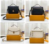 Mulheres luxurys designers sacos de couro genuíno bolsa com letras mulher casual cowhide moda clássico presbyópico bolsa de ombro presbyópico