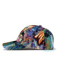 fashion Graffiti snapback hats baseball caps designer hat cap for men women sport hip hop bone summer sun
