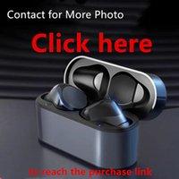 Air Gen 2/3 TWS mesmo como antes de fones de ouvido Bluetooth chip metal dobradiça fones de ouvido de carregamento sem fio Earbuds Auto Paring Headset Número de Serial válido Renomear H1 Pro Pods