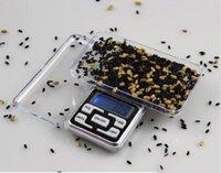 Digitalwaagen Digitals Schmuckmaßstab Gold Silber Münze Getreide Gramm Taschengröße Herb Mini Elektronische Hintergrundbeleuchtung 100g 200g GWA7062