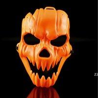 할로윈 코스프레 호박 마스크 의상 파티 소품 플라스틱 멋진 무서운 전체 얼굴 공포 마스크 재미있는 테러 hwb10213