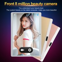 Tablet High quality Octa Core 10 inch MTK6582 IPS capacitive touch screen dual sim 3G phone android 7.0 6GB 64GB 512GB