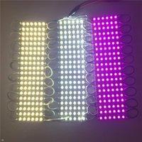 스트립! DC12V SMD 5-LED 6-LED 모듈 광고 사인 보드에 대 한 핑크 따뜻한 흰색 콜드 LED 마우 킹 조명 20 피스 / 세트