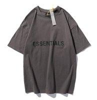 Weilvorbetung Angst vor Gott T-shirts Herren für Sommer Mode Essentials Nebel Flut BRIEF Drucken 3D Silizium T-Stück Skateboard Lässige Männer Frauen