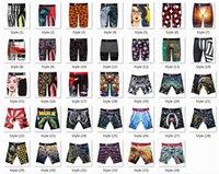 Aléatoire 34 styles éthika hommes boxeurs sèches sèches sèches Sports hommes Sous-vêtements Sous-vêtements Hip Hop Street Street