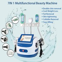 Lipo laser slim machine shape cryo fat freeze RF face beauty device skin tighting lifting equipment CE approved
