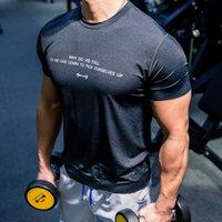 운동 짧은 소매 티셔츠 망 슬림 맞는 스타킹 운동 옷 스트레치 퀵 건조 통기성 둥근 목 휘트니스 응고