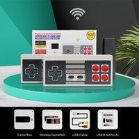 U-01 USB TV Game Console Stick 8 Bit 2.4G Wireless Controller Gamepads Bulit-620-in Classic Video Games Player