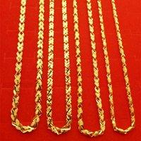قلادة الذهب المتجر نفسه الرمال المقلوبة الصغيرة الأسماك البرسيم قلادة المرأة 24 كيلو النحاس مطلي ذهبية سلسلة الترقوة العظام لا تتلاشى