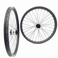 Bisiklet Tekerlekleri 29er Karbon MTB 36mm Ön ve Arka Tekerlek Setleri1750G 1420 Schooke Wheelset Tubeless Bisiklet