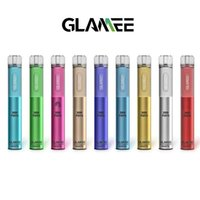 Dispositif de pood jetable authentique Glamee Mate E-Cigarettes Vape Stylo 3000 Puffs 9ml 1800mAh 3000buffs 5% vs Pro Nova