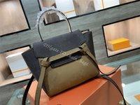 Designer di lusso 2021 Top vendita cross body borse a tracolla borsa delicata lettera pelle bovina singola maniglia gatto pacchetto joker donne moda crossbody borse borse