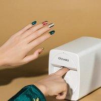 Drucker Mobile Nageldrucker Muster Druckmaschine Tragbare 3D Kunstausrüstung 2021 # R50