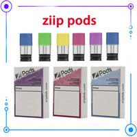 100% autêntico stlth pods zlab ziip spod de alta qualidade atomizadores eletrônicos cigarro vaso vagem compatível 0266334