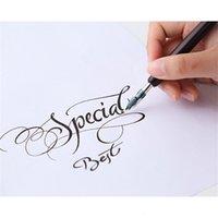 Yeni Tasarım Dip Kalem Mürekkepleri ve Ekstra 6 adet Metal Nib Yazma Kalem Kaligrafi Set