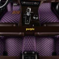 Custom car floor mats for Ford All Models F-150 focus Explorer Mustang kuga ecosportcar mondeo fiesta accessories