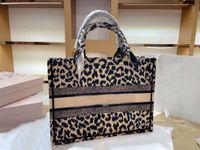 حقيبة d رصد ليوبارد طباعة حقيبة يد فاخرة أعلى جودة نسيج نسيج الأجهزة حقيبة كروسبودي الأزياء عارضة سلسلة الكتف محفظة