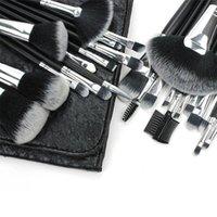 Makeup Brushes 24pcs Tool Set Cosmetic Powder Eye Shadow Foundation Blush Blending Beauty Make Up Brush Drop Ship