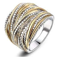 Wedding Rings Modyle Brand Women Ring Gold Color Finger Engagement For Anillos Body Jewelry Size