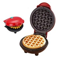 Mini Waffle Molds Pot Bakeware Electric Waffles Maker Bubble Egg Cake Oven Breakfast Waffle Machine Egg Cake Oven Pan Eggette