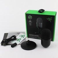 Razer Seiren Mini USB Condenseur Microphone Ultra-Compact Streaming Bureau Mic MICE Flydream