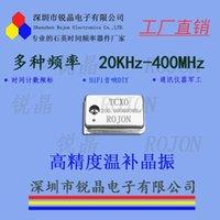 Akıllı Ev Kontrolü 200 MHz Yüksek Hassasiyetli Sıcaklık Tazminatı Kristal Osilatör TCXO 0.1PPM Kararlılık Saat Rojon