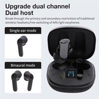 Auricolari digitali auricolari Bluetooth XT18 XT18 Auricolari XT18 XT18 Mini 5.0 Cuffie transfrontaliere