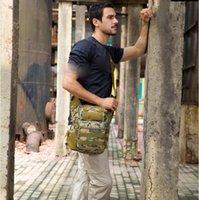 Backpack Capacity 15L Men Messenger Bag Infantry Pack SLR Camera Super Tactical Saddle Outdoor Multi-function Unisex Shoulder