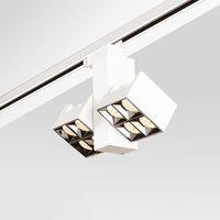 Track Lights Folding Rotating LED 15W 30W 35W Ceiling Spot AC85~265V Background Lamps Indoor Lighting