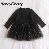 spring net yarn dress baby girl princess flower es clothing 210515