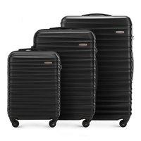"""Business carrello borse rotolamento valigia su ruote 20 """"24"""" 28 """"Pollici ABS Set di bagagli di viaggio in ABS"""