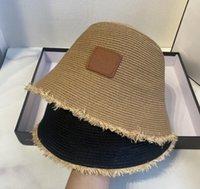 Beach Stevey Bron Chapeaux Designer Fisherman Caps Casquette Classic Mâle et Femme Haute Qualité Herbe Capuchon