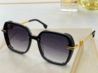 Yeni Moda Tasarım 2006 Güneş Gözlüğü Kare Lens Çerçevesiz Göz Maskesi Tasarım Basit Stil En Kaliteli UV 400 Koruyucu Gözlük