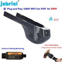 Plug And Play Car DVR Wifi Dash Cam Camera For 1 3 5 X1 X3 X5 F20 F25 F30 F40 F48 F31 F34 G20 G21 F32 F33 F36 F10 DVRs